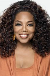 author Oprah Winfrey profile image - Click to open Featured Author panel