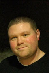 author Alexander Gordon Smith profile image - Click to open Featured Author panel