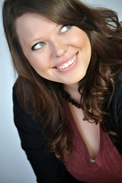 author Cora Carmack profile image - Click to open Featured Author panel
