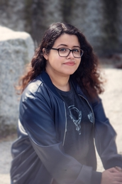 author Silvia Moreno-Garcia  profile image - Click to open Featured Author panel