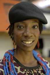 author Yewande Omotoso profile image - Click to open Featured Author panel