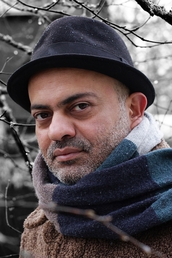 author Hassan Blasim  profile image - Click to open Featured Author panel