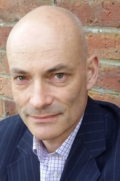 author Andrew Bannister profile image - Click to open Featured Author panel