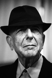 author Leonard Cohen profile image - Click to open Featured Author panel