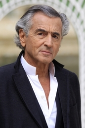 author Bernard-Henri Lévy profile image - Click to open Featured Author panel