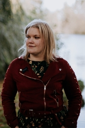 author A. K. Larkwood profile image - Click to open Featured Author panel