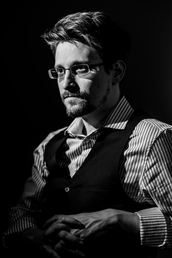 author Edward Snowden profile image - Click to open Featured Author panel