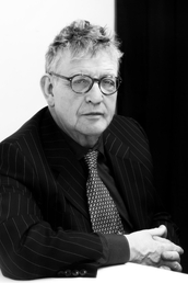 author Paul Muldoon profile image - Click to open Featured Author panel