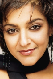 author Meera Syal profile image - Click to open Featured Author panel