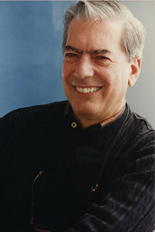 author Mario Vargas Llosa profile image - Click to open Featured Author panel