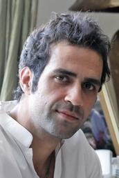 author Aatish Taseer profile image - Click to open Featured Author panel
