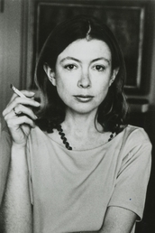 author Joan Didion profile image - Click to open Featured Author panel