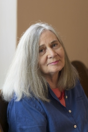 author Marilynne Robinson profile image - Click to open Featured Author panel