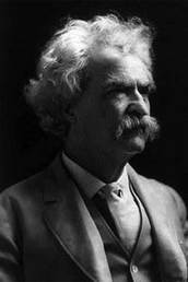 author Mark Twain  profile image - Click to open Featured Author panel