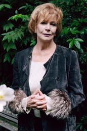 author Edna O'Brien profile image - Click to open Featured Author panel