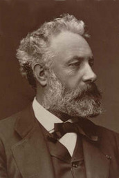 author Jules Verne profile image - Click to open Featured Author panel