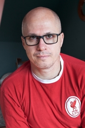 author Aleksandar Hemon profile image - Click to open Featured Author panel