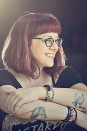 author V. E. Schwab profile image - Click to open Featured Author panel