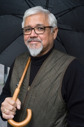 author Amitav Ghosh profile image - Click to open Featured Author panel