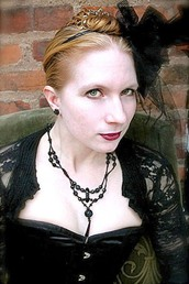 author Leanna Renee Hieber profile image - Click to open Featured Author panel