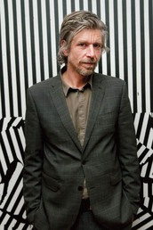 author Karl Ove Knausgaard profile image - Click to open Featured Author panel