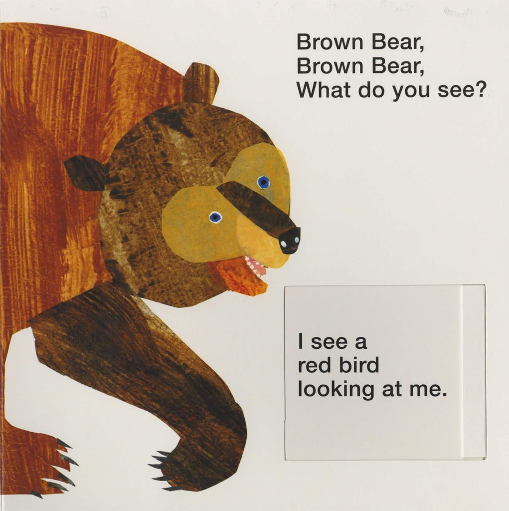 Remarkable image within brown bear brown bear what do you see printable book