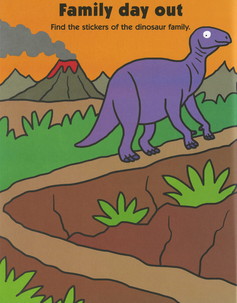color and activity books dinosaur roger priddy macmillan