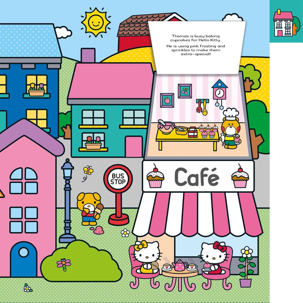 Hello kitty my world roger priddy macmillan - Hello this is my new picture garden interior ...