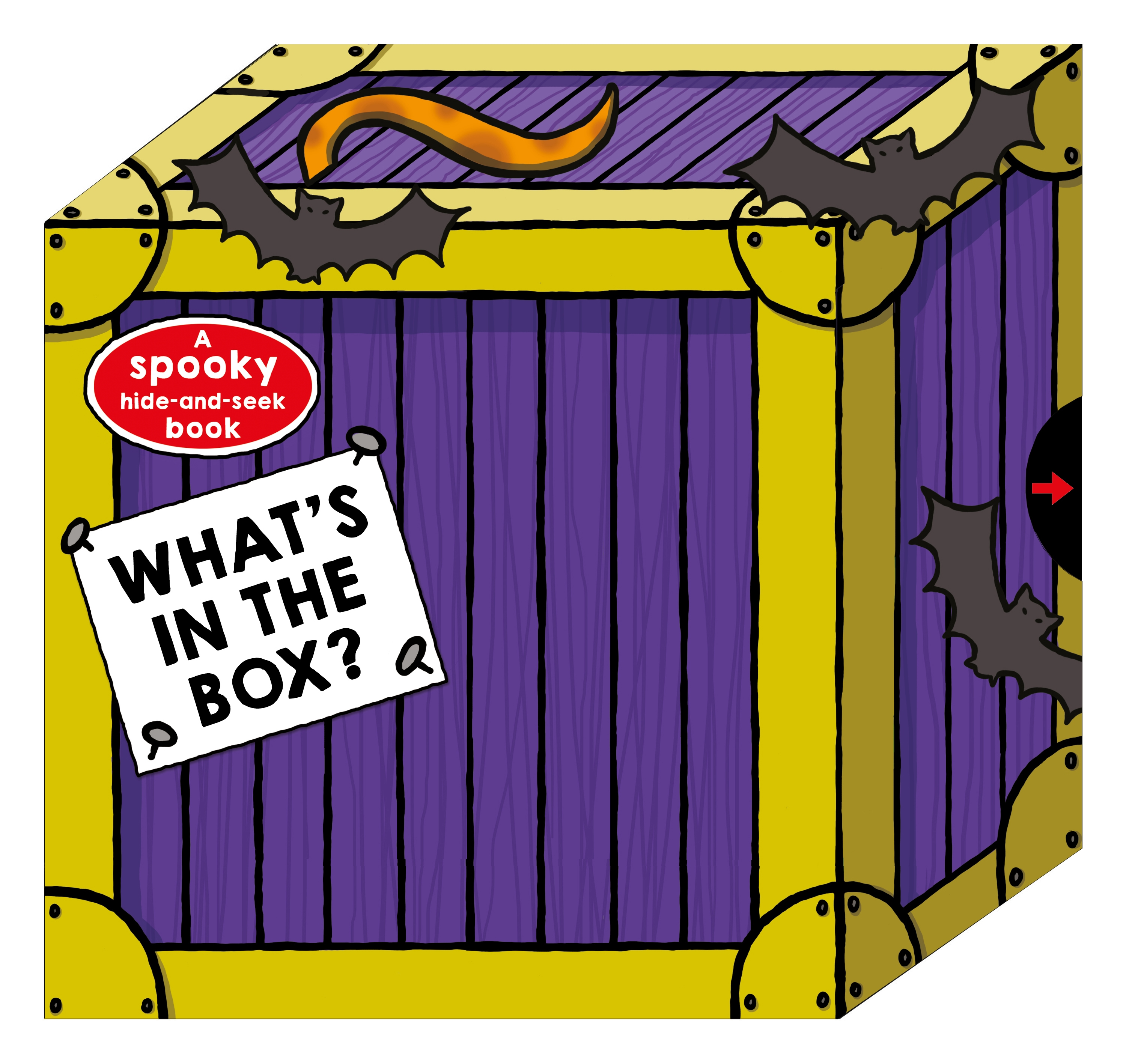 There Are Lots Of Spooky Surprises To Find And Funny Friends To Meet In Whats In The Box A Halloween Hide And Seek Book With Big Sturdy Flaps