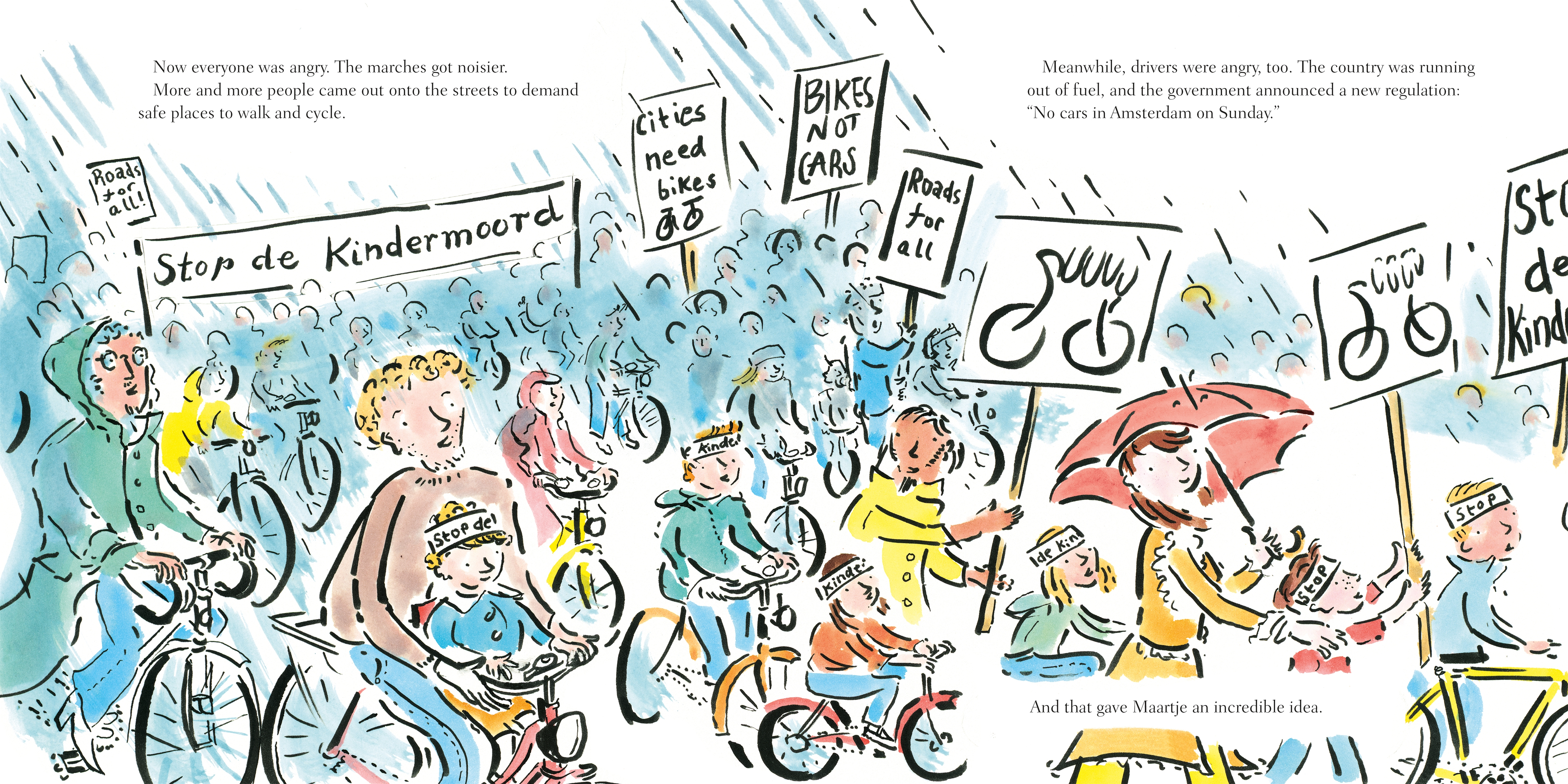 Interior book image for Pedal Power