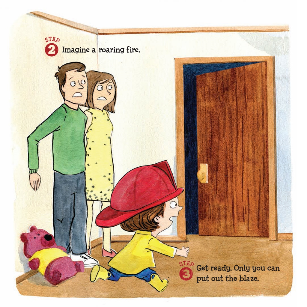 Interior book image for How to Pee: Potty Training for Boys