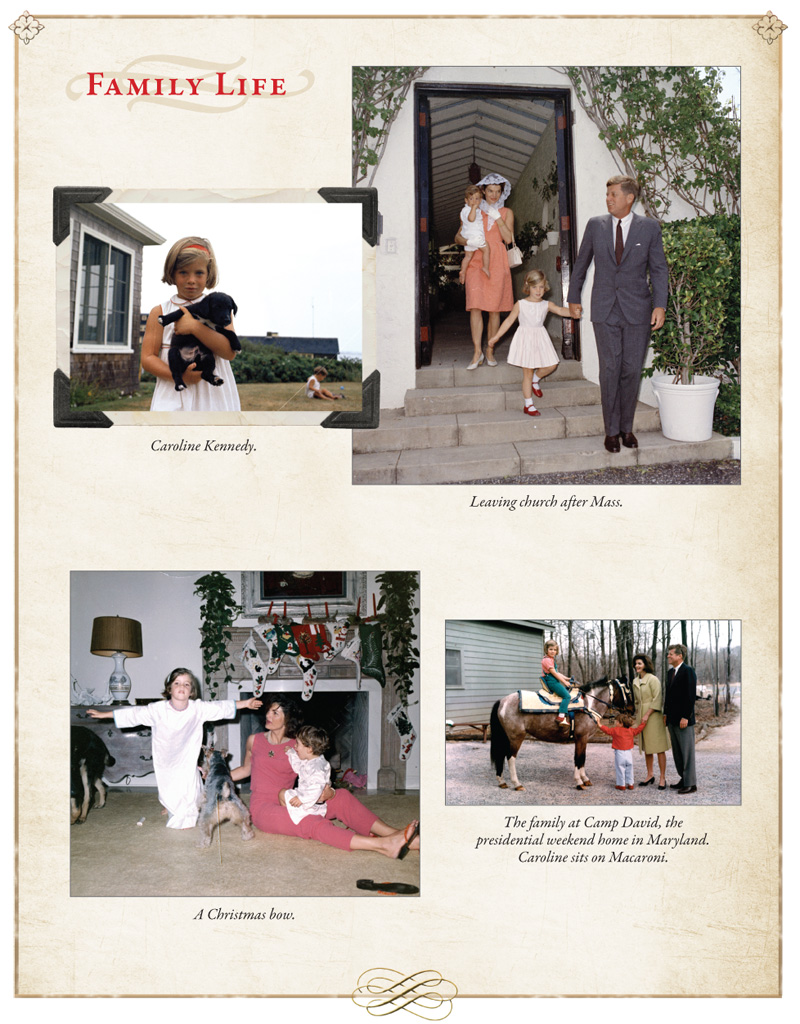 Interior book image for Kennedy's Last Days