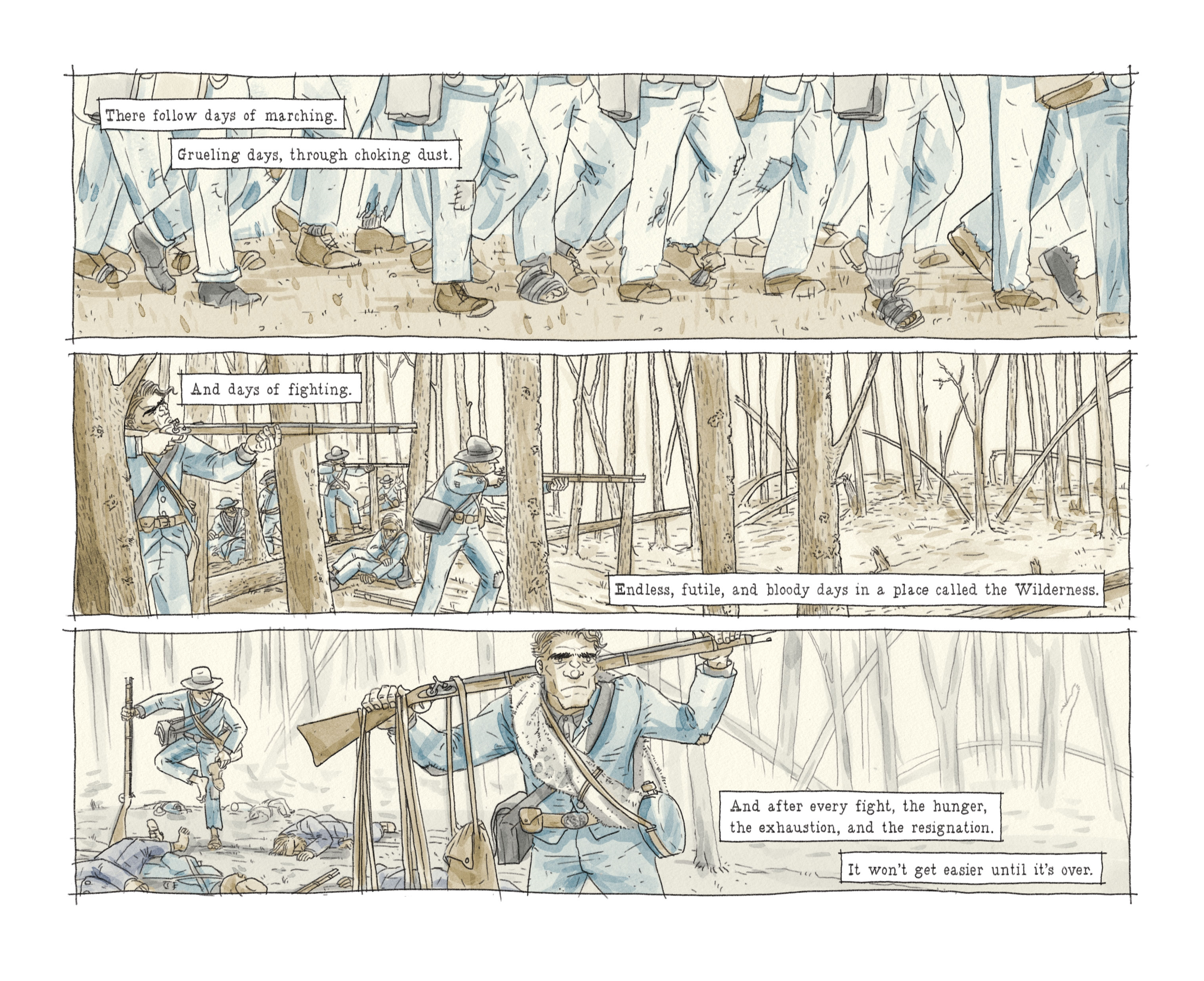 Interior book image for Battle Lines