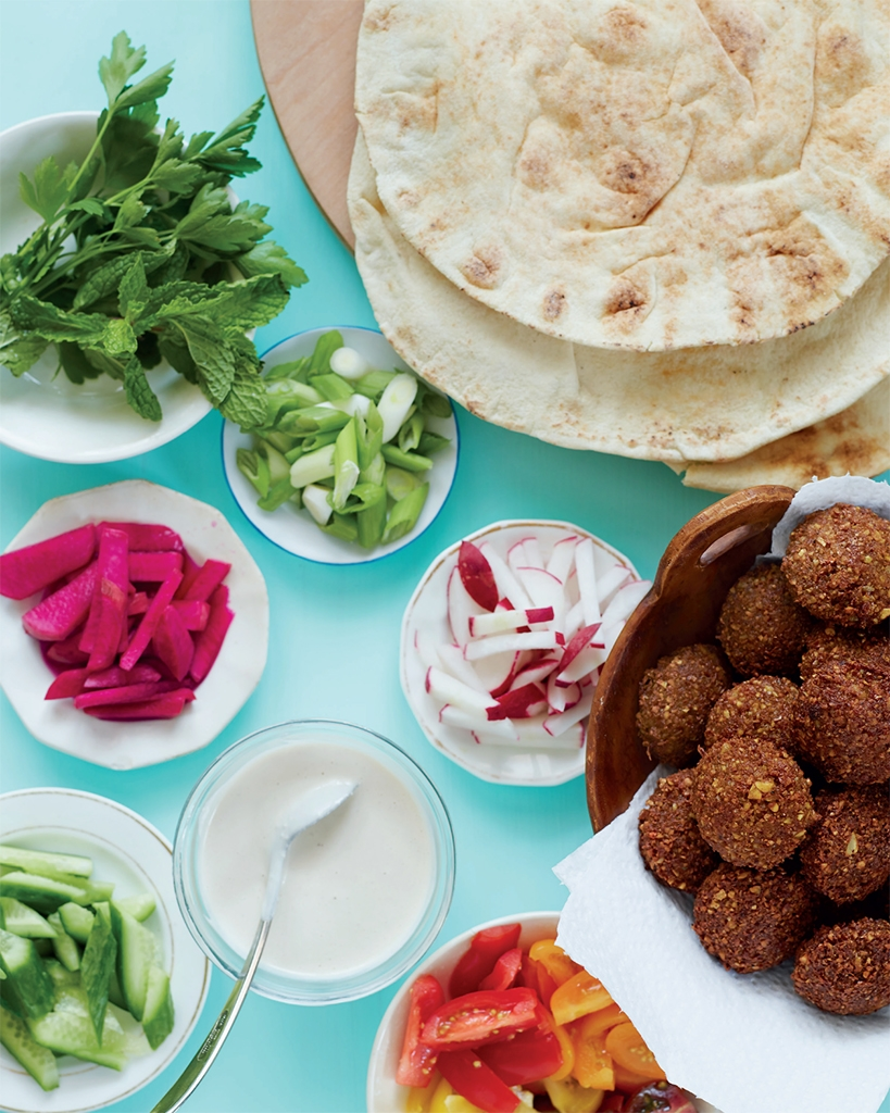 since she was six years old julie ann sageer nicknamed julie taboulie by her close knit family has had a passion for cooking the meals of her lebanese - Lebanese Kitchen