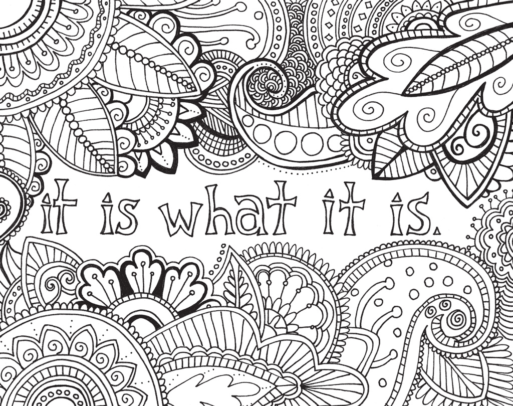This New York Times Bestselling Zentangle Inspired Coloring Book For Adults Is The Perfect Retreat From