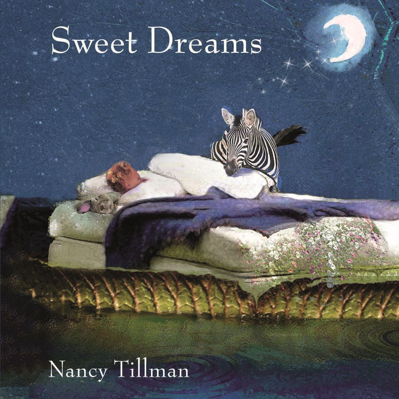Interior book image for Nancy Tillman's The World Is a Wonderland Collection