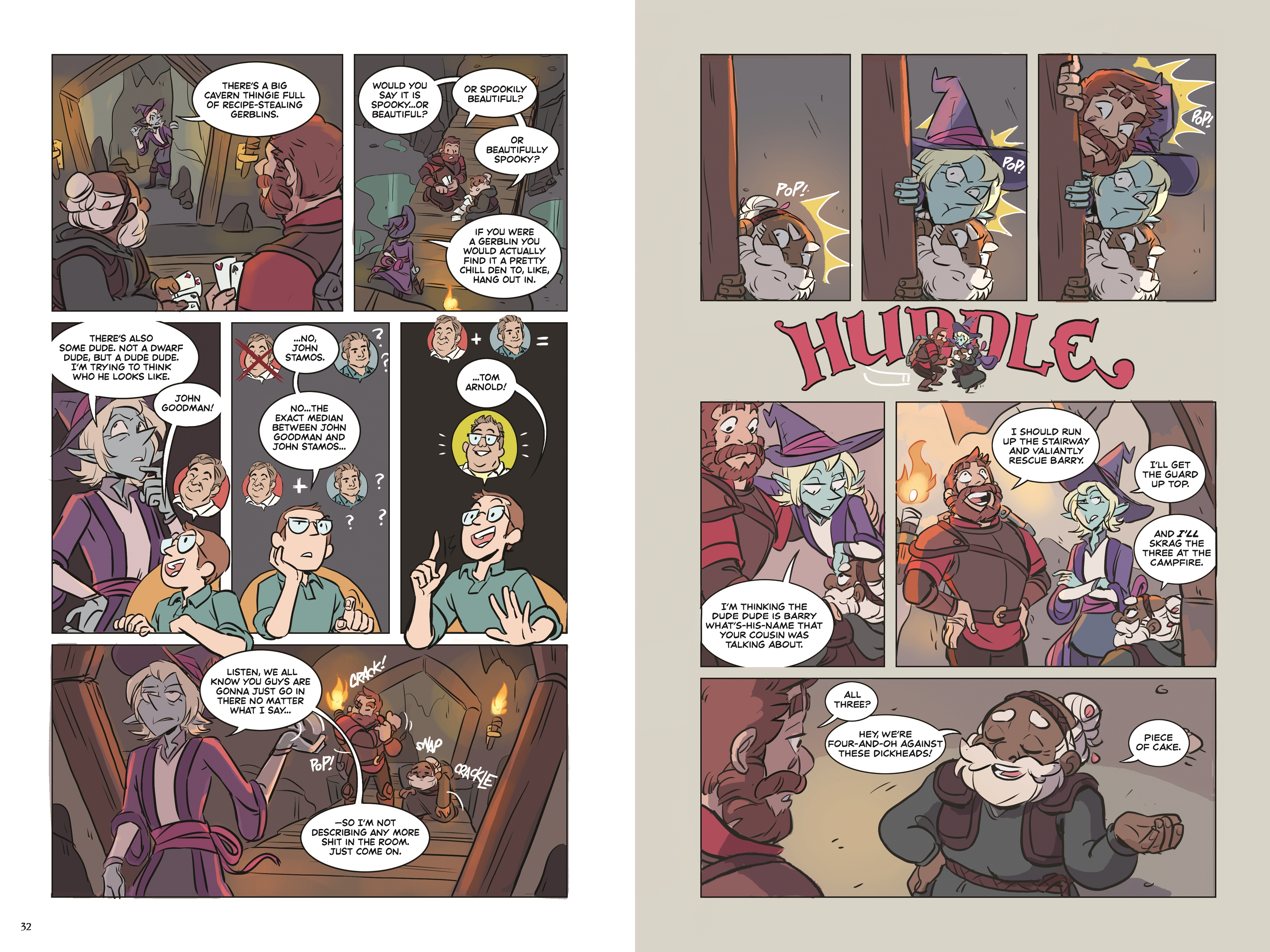 Chutzpah >> The Adventure Zone: Here There Be Gerblins | Clint McElroy | Macmillan