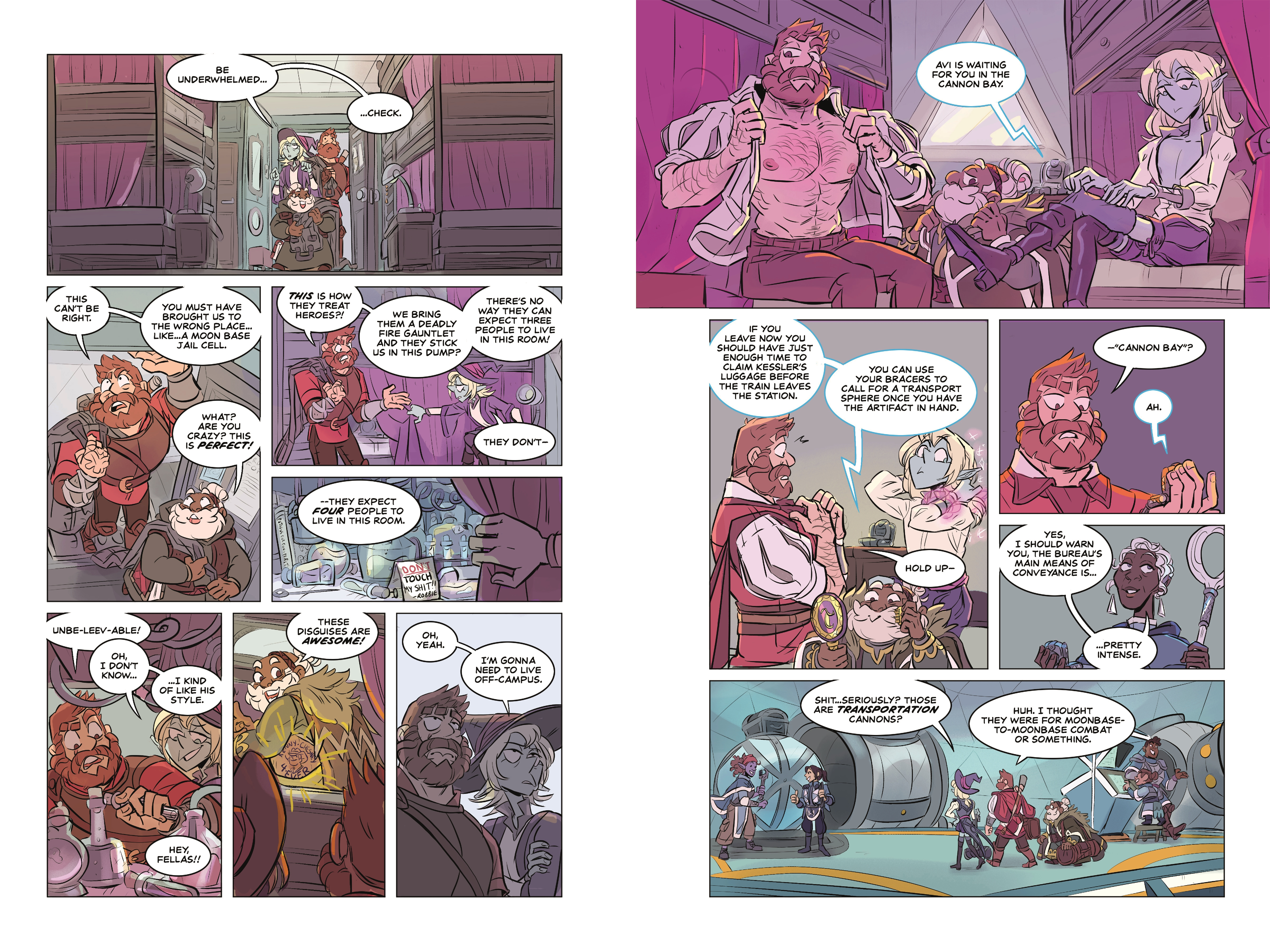 the adventure zone murder on the rockport limited clint mcelroy