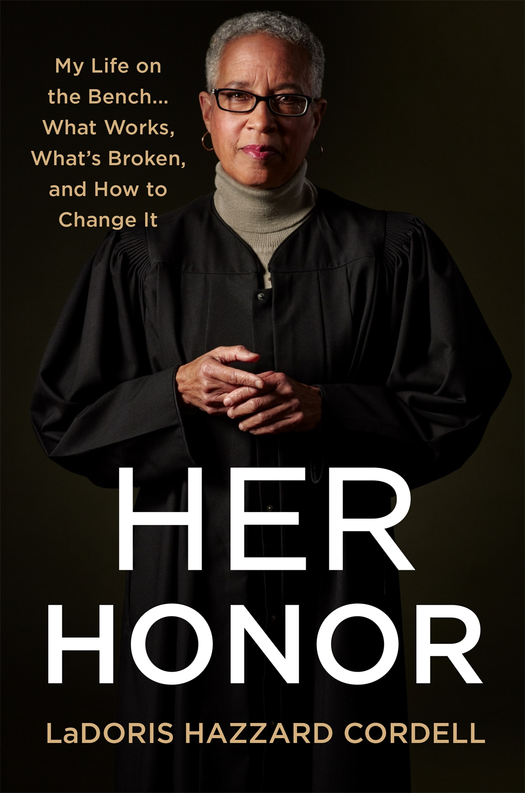 Interior book image for Her Honor