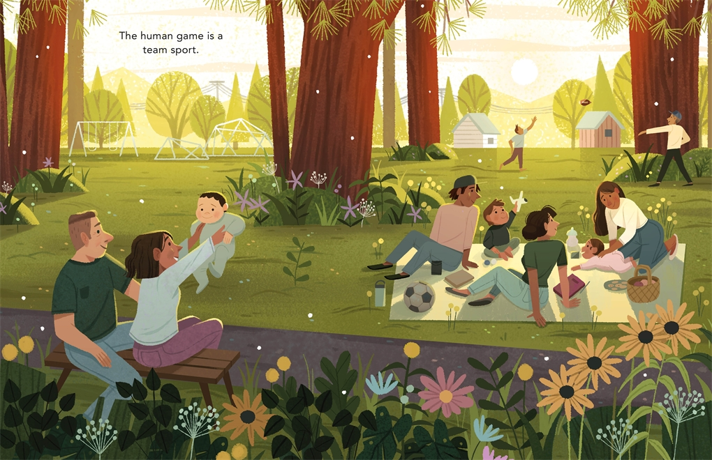 Interior book image for We Are Better Together