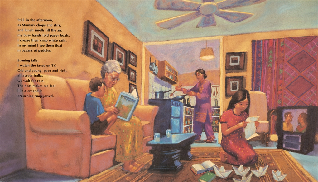 Interior book image for Monsoon