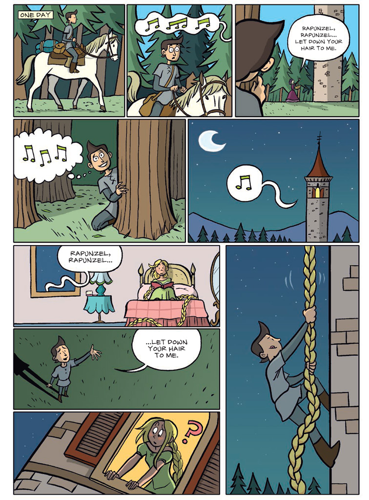 Fairy Tale Comics | Various Authors | Macmillan