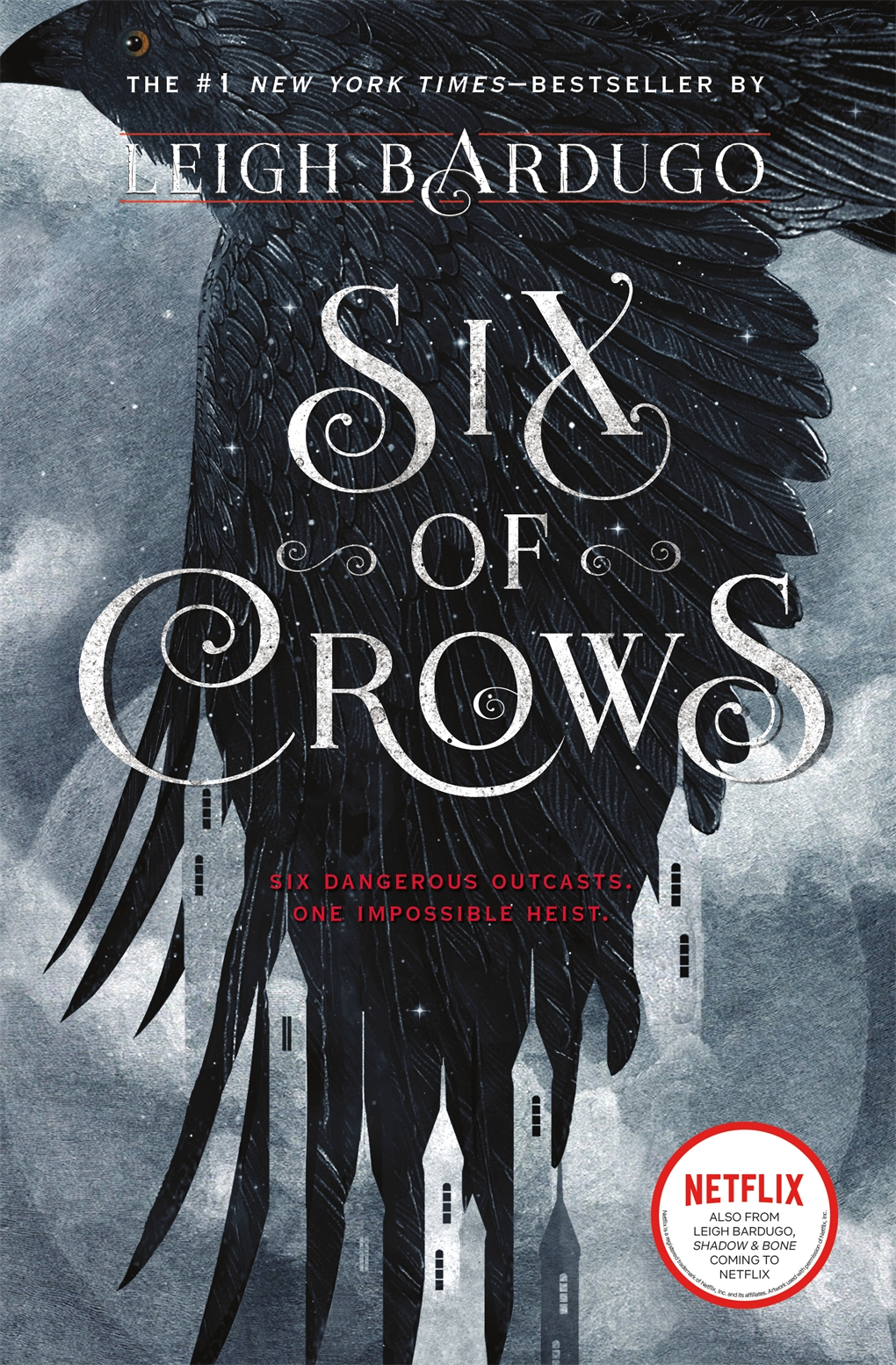 Interior book image for Six of Crows