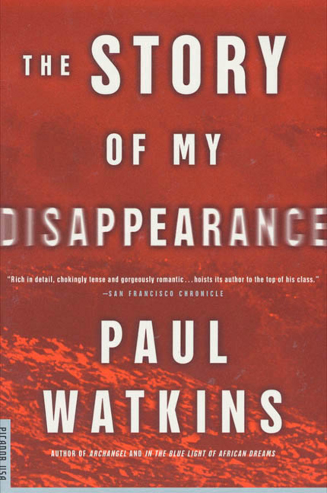 The Story of My Disappearance
