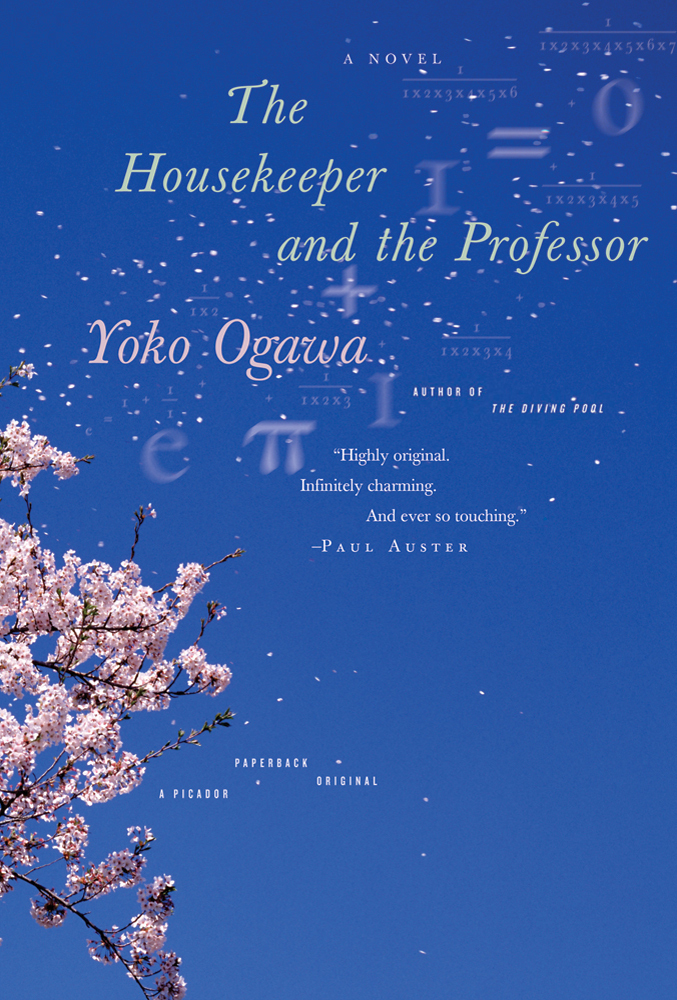 Image result for the housekeeper and the professor""