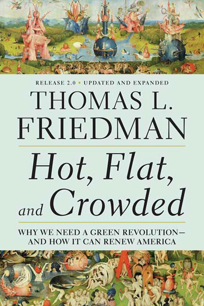 Image result for PHOTOS OF THOMAS L FRIEDMAN AND HIS BOOK