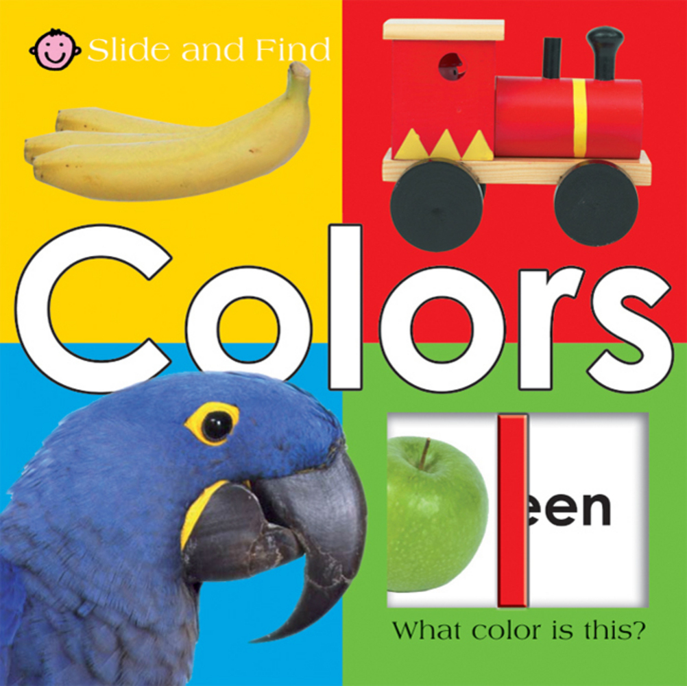 Slide and Find - Colors