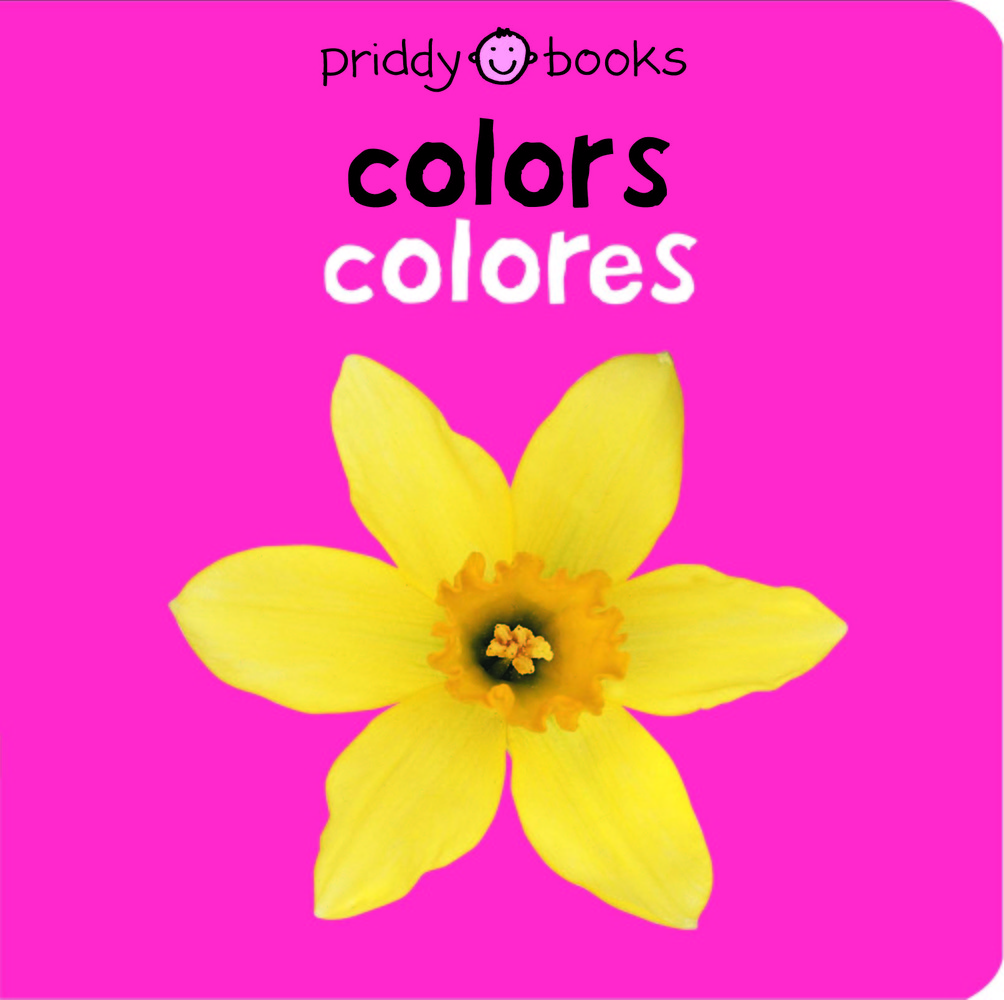 Bilingual Bright Baby Colors