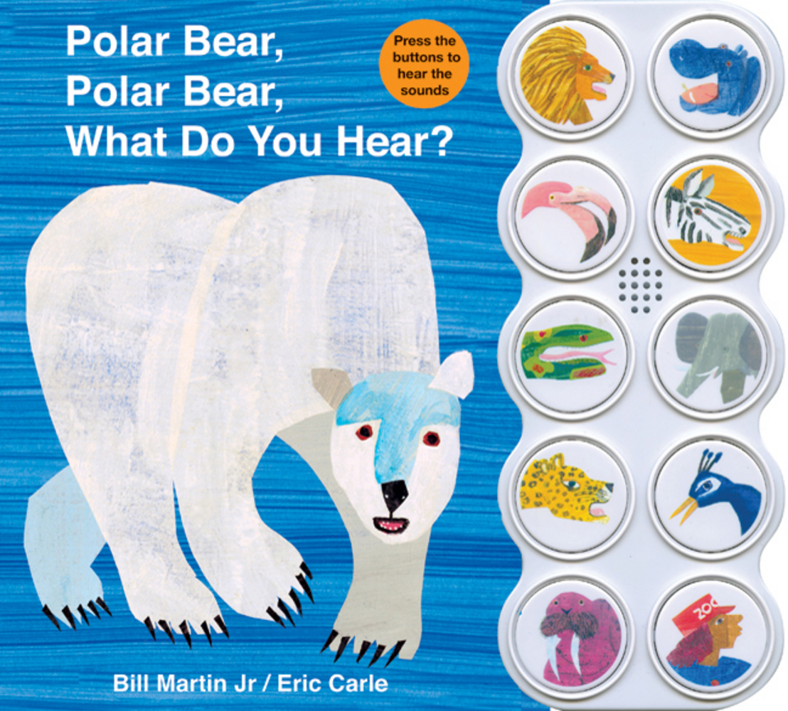 Polar Bear, Polar Bear What Do You Hear? sound book