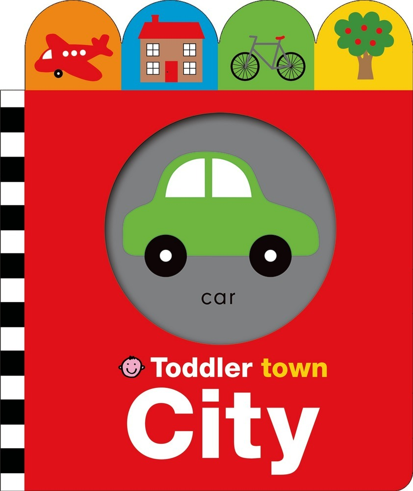 Toddler Town: City